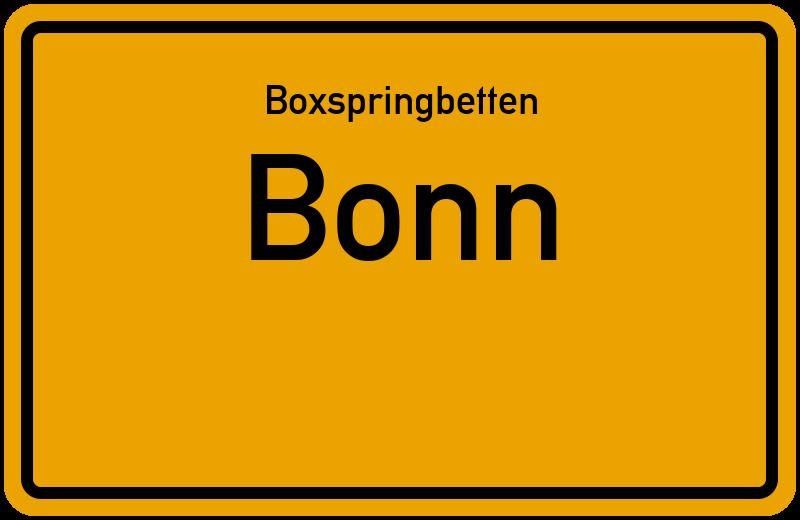 Boxspringbetten Bonn - Bonn