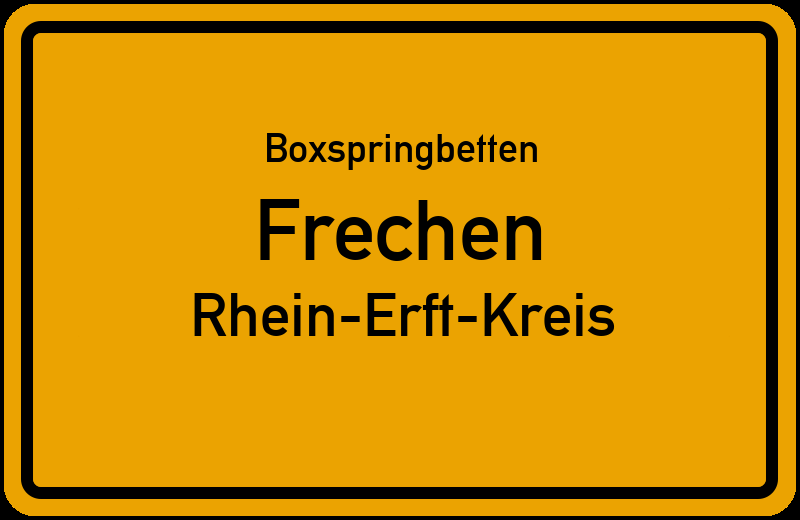 Boxspringbetten Frechen - Rhein-Erft-Kreis