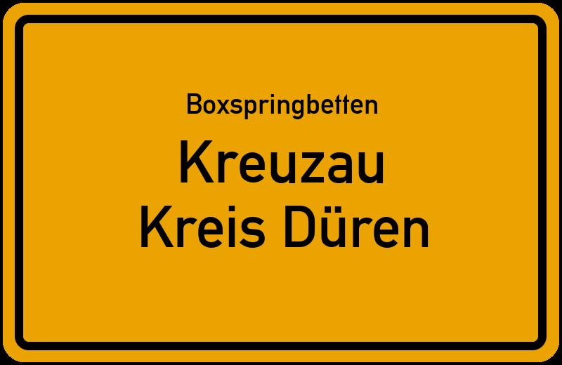 Boxspringbetten Kreuzau - Kreis Düren