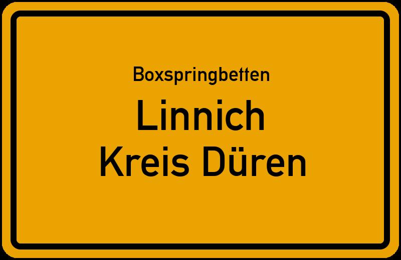 Boxspringbetten Linnich - Kreis Düren
